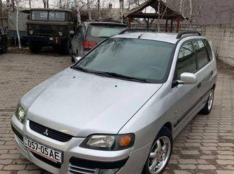 Автомобиль бензин Митсубиси Space Star 2002 года б/у - купить на Автобазаре