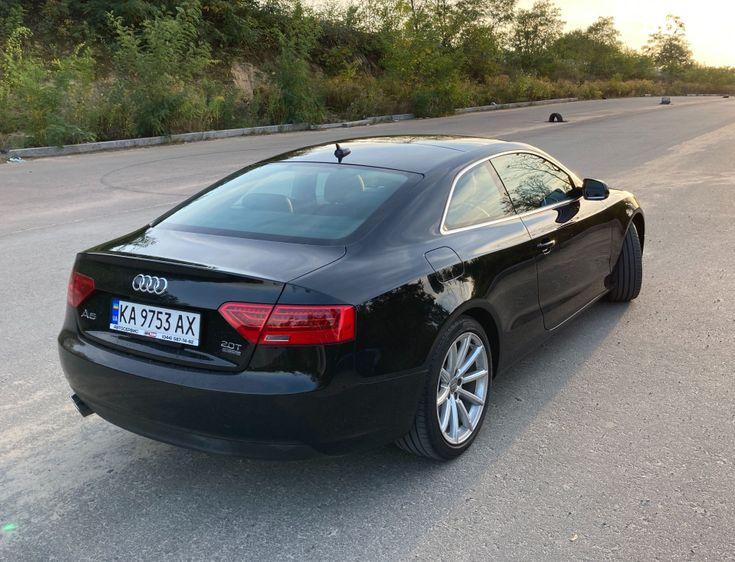Audi A5 2014 черный - фото 6