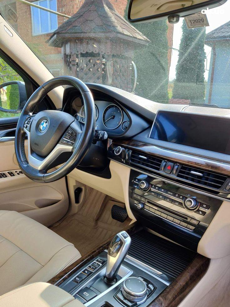 BMW X5 2015 - фото 6