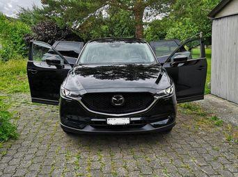 Продажа б/у Mazda CX-5 Автомат 2018 года в Киеве - купить на Автобазаре