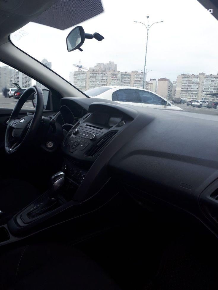 Ford Focus 2015 серый - фото 14
