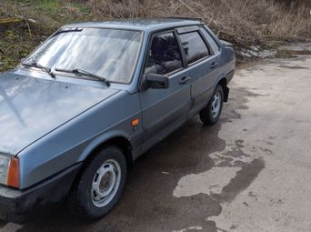 Автомобиль бензин ВАЗ 21099 2001 года б/у - купить на Автобазаре