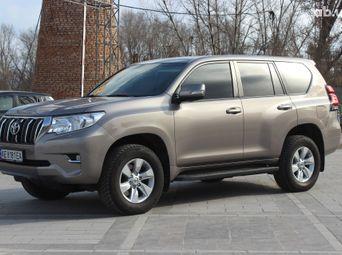 Автомобиль бензин Тойота Land Cruiser Prado б/у - купить на Автобазаре