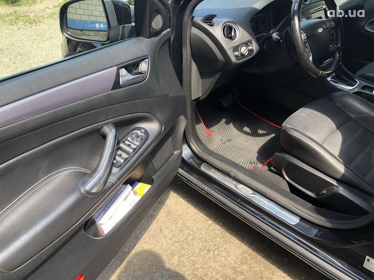 Ford Mondeo 2012 черный - фото 13