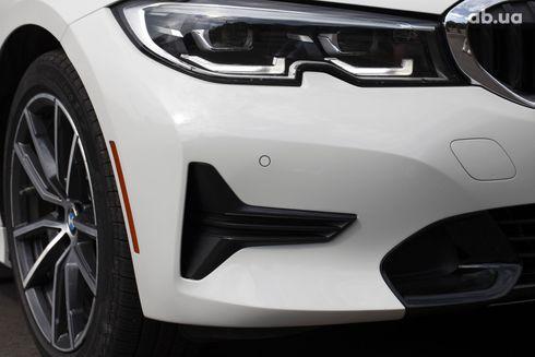 BMW 3 серия 2019 белый - фото 4
