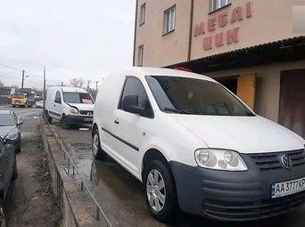 Продажа б/у Volkswagen Caddy 2008 года - купить на Автобазаре