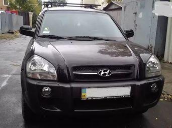 Продажа б/у Hyundai Tucson Механика 2007 года - купить на Автобазаре