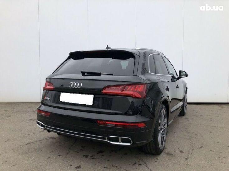 Audi SQ5 2018 черный - фото 4