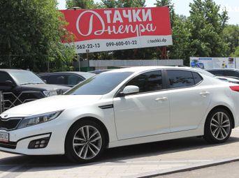 Продажа б/у Kia Optima Автомат 2013 года - купить на Автобазаре