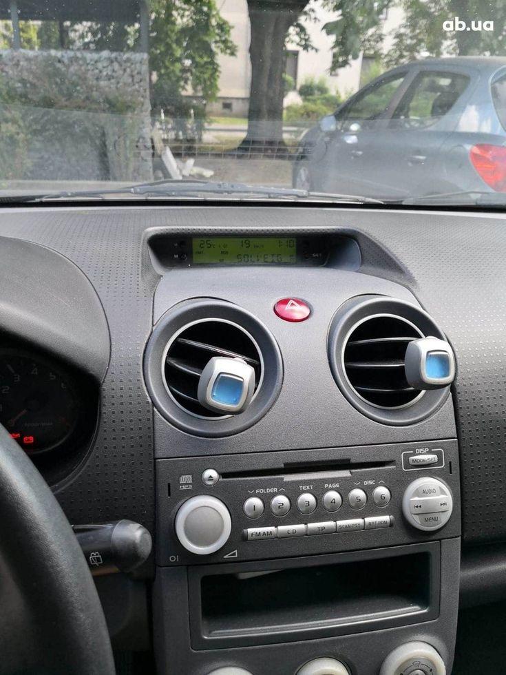 Mitsubishi Colt 2008 черный - фото 3