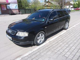 Автомобиль дизель Ауди A6 2000 года б/у - купить на Автобазаре