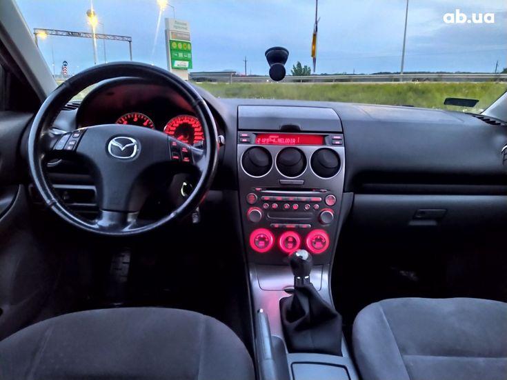 Mazda 6 2003 золотистый - фото 8