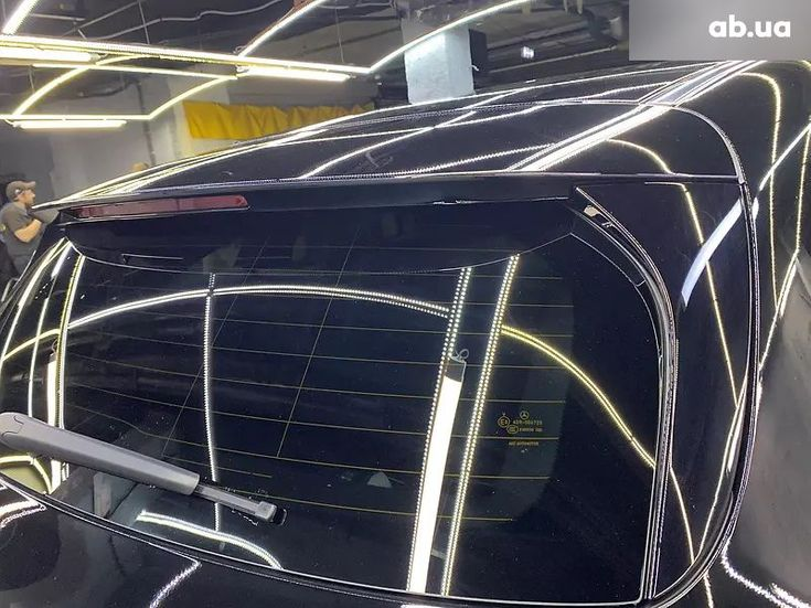 Mercedes-Benz EQC-Класс 2020 черный - фото 12