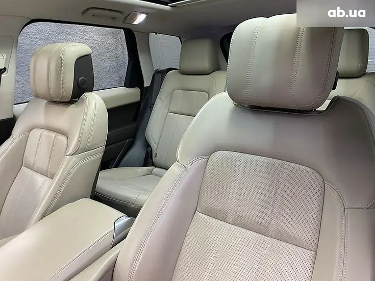 Land Rover Range Rover Sport 2020 синий - фото 6