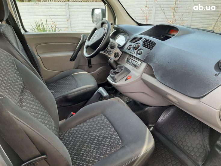 Renault Kangoo 2011 белый - фото 4
