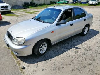 Продажа б/у Daewoo Sens в Полтавской области - купить на Автобазаре