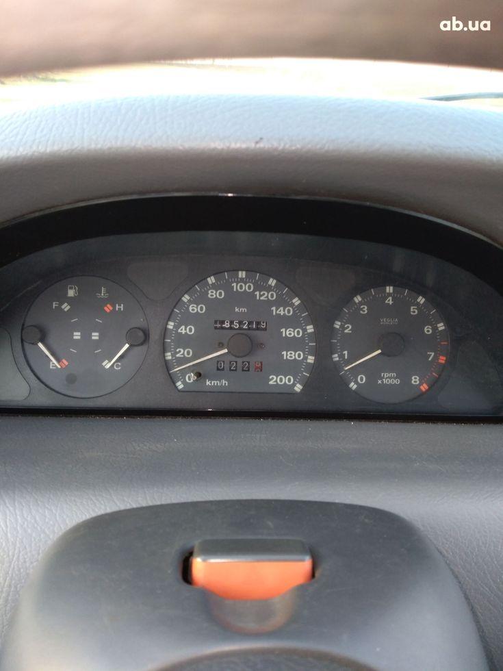 Fiat Punto 1998 красный - фото 2