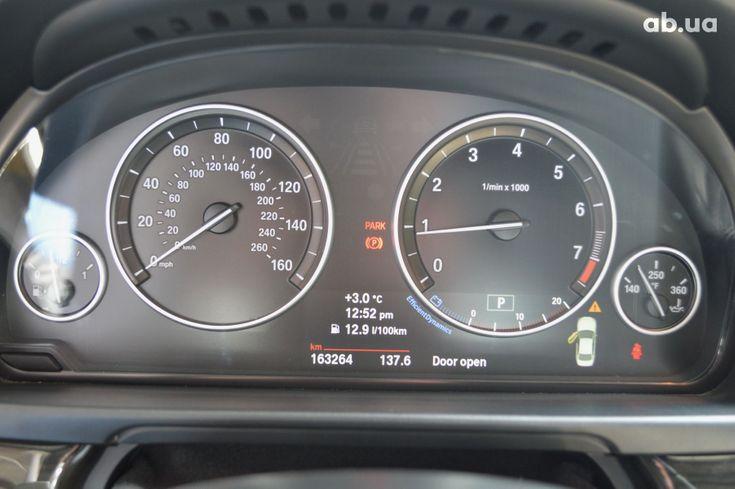 BMW 5 серия 2013 белый - фото 10