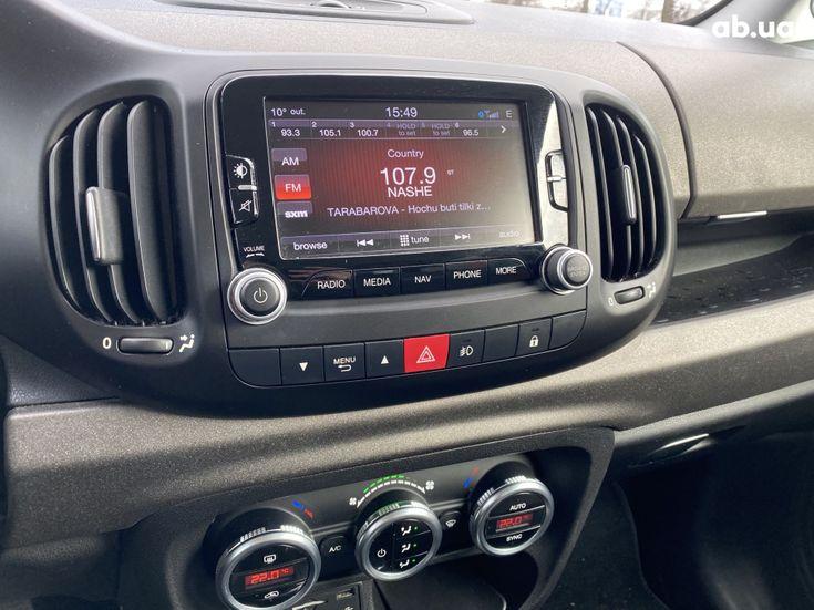 Fiat 500L 2014 серый - фото 7
