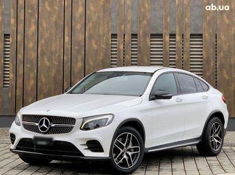 Продажа б/у внедорожник Mercedes-Benz GLC-Класс 2018 года - купить на Автобазаре