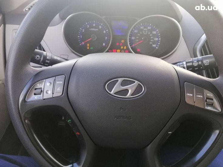 Hyundai Tucson 2015 белый - фото 15