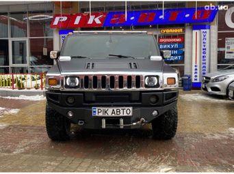 Продажа б/у Hummer H2 - купить на Автобазаре