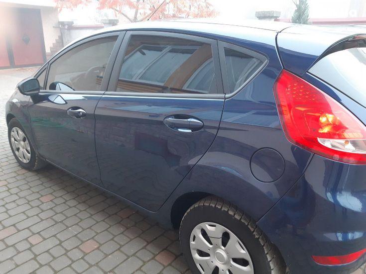 Ford Fiesta 2011 синий - фото 4