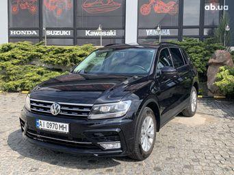 Продажа б/у Volkswagen Tiguan 2017 года - купить на Автобазаре
