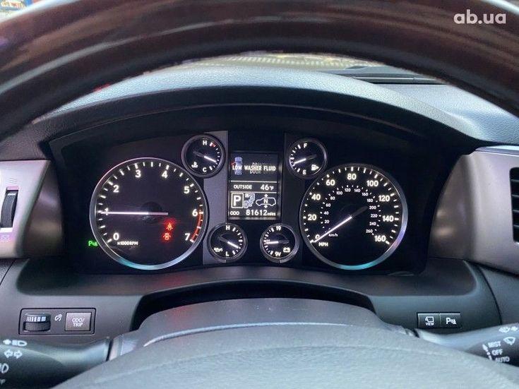 Lexus LX 2013 белый - фото 8