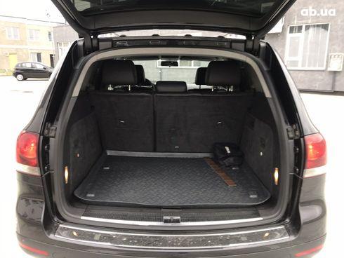 Volkswagen Touareg 2007 черный - фото 5