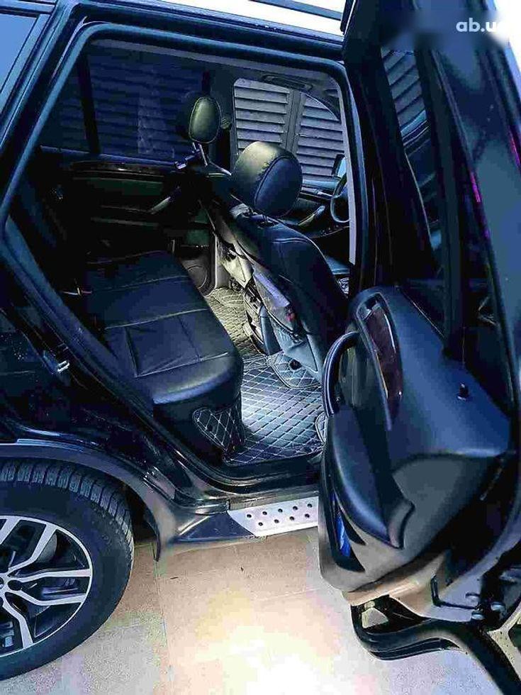 BMW X5 2005 черный - фото 10