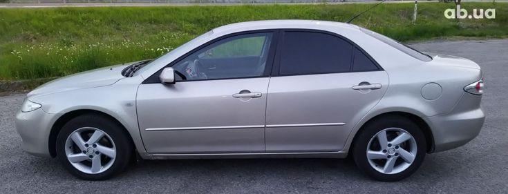 Mazda 6 2003 золотистый - фото 2