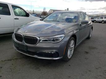 Продажа б/у седан BMW 7 серия 2016 года - купить на Автобазаре