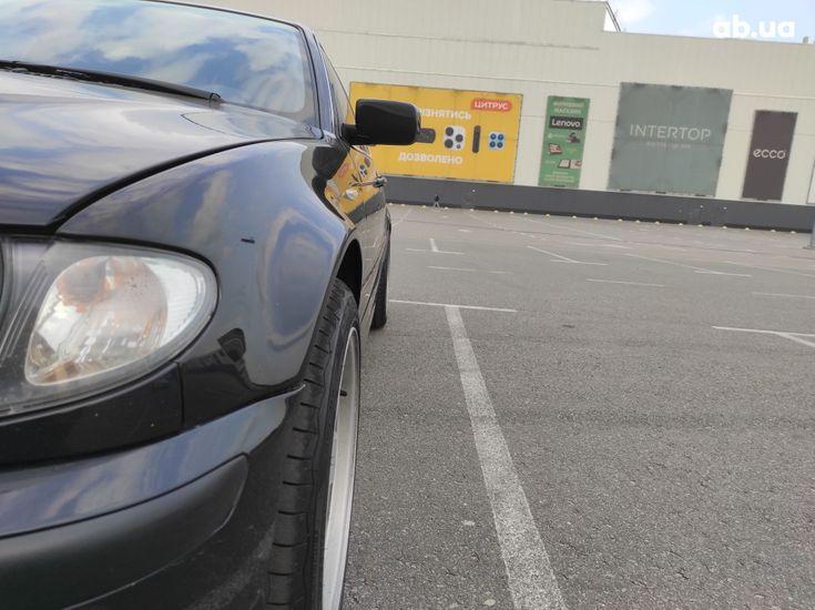 BMW 3 серия 2003 черный - фото 8