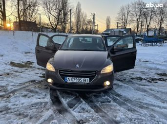 Продажа б/у седан Peugeot 301 2013 года - купить на Автобазаре