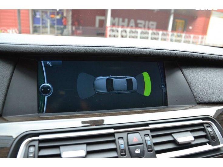 BMW 7 серия 2009 черный - фото 6