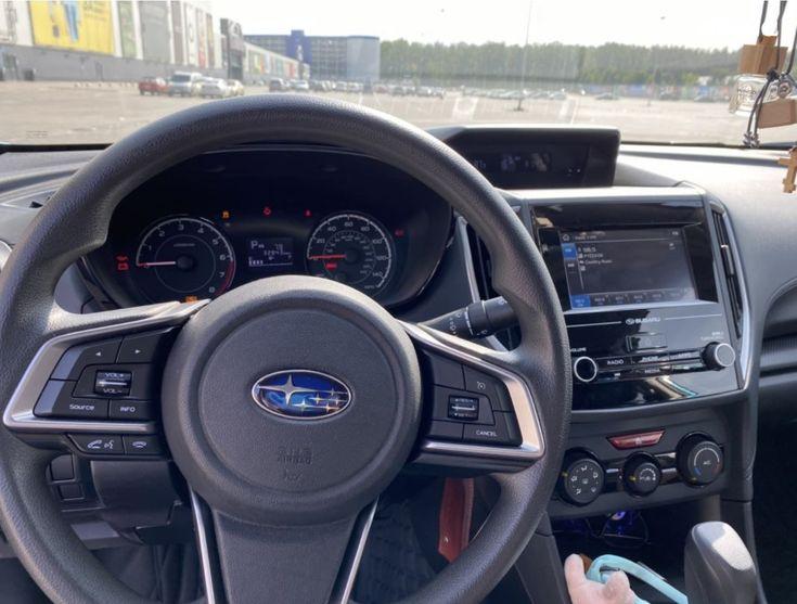 Subaru Impreza 2018 синий - фото 3