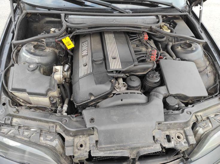 BMW 3 серия 2003 черный - фото 17