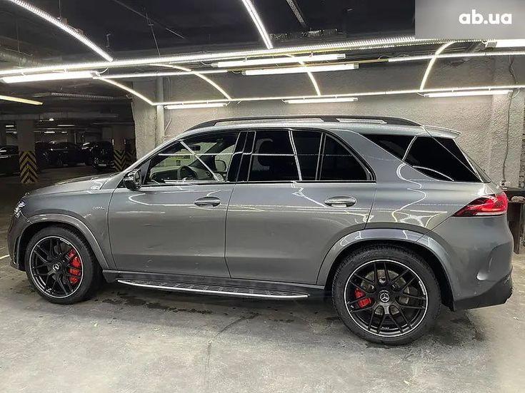 Mercedes-Benz GLE-Класс 2020 серый - фото 6