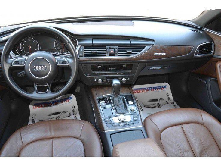 Audi A6 2016 черный - фото 8