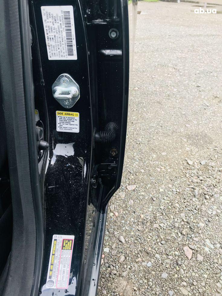 Acura TSX 2010 черный - фото 18