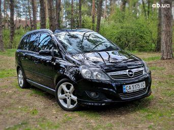 Купить Opel Zafira 2008 бу в Черкассах - купить на Автобазаре