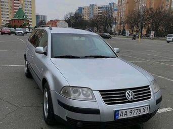Продажа б/у Volkswagen Passat 2001 года в Киеве - купить на Автобазаре