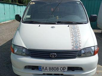 Продажа б/у Toyota Hiace - купить на Автобазаре