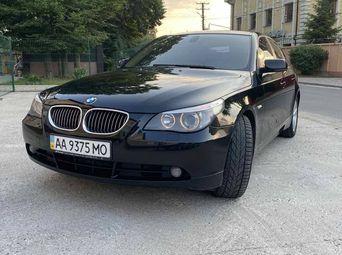 Продажа б/у BMW 5 серия Автомат 2006 года - купить на Автобазаре