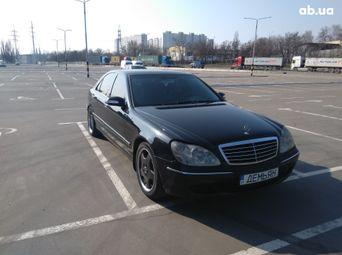 Продажа б/у Mercedes-Benz S-Класс 2004 года в Киевской области - купить на Автобазаре