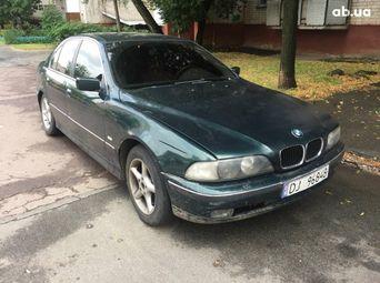 Продажа б/у седан BMW 5 серия 2000 года - купить на Автобазаре