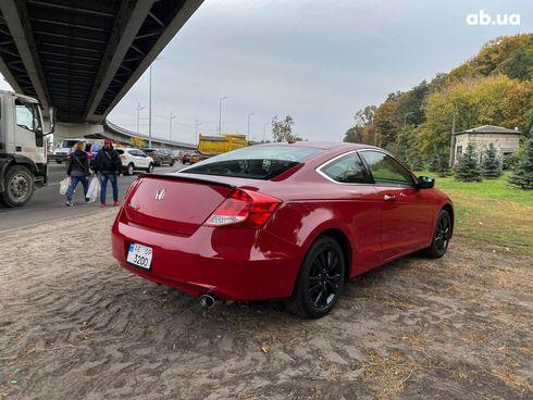 Honda Accord 2012 красный - фото 7