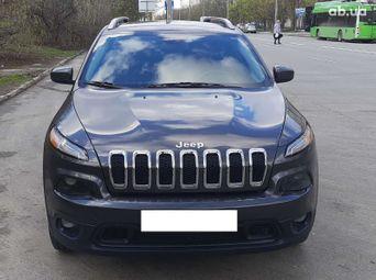 Продажа б/у Jeep Cherokee 2016 года в Харькове - купить на Автобазаре