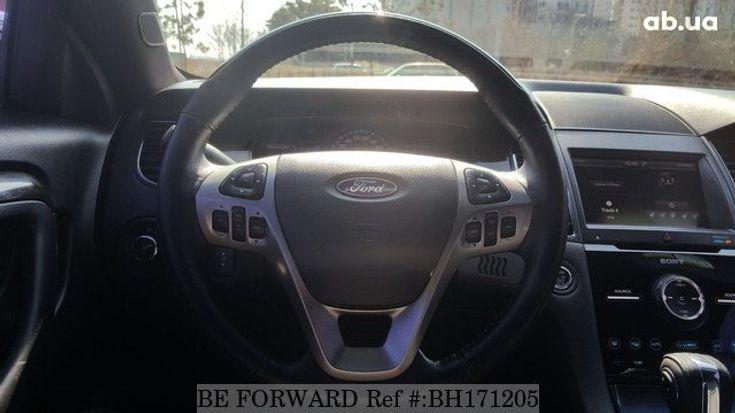 Ford Taurus 2014 черный - фото 4